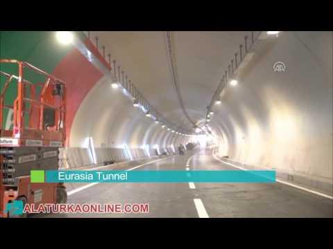 Eurasia Tunnel - Istanbul