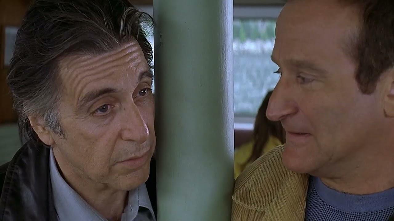 Insomnia (2002) - Boat Scene Pt. (2/2)   Al Pacino, Robin Williams   Nolan   Scene / Clip   HD  