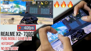 Realme X2 PUBG Mobile Gameplay! Full Gyro. Is it good?