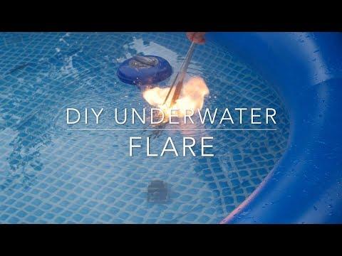 DIY Underwater Flare