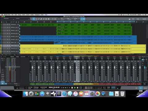 Basic Studio One Prime Mixing - Part 2 - Gain Staging