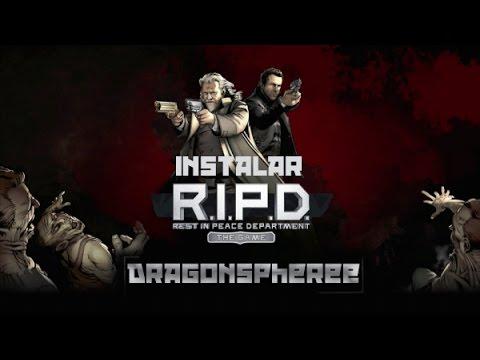 Instalar RIPD: The Game + Crack en Español