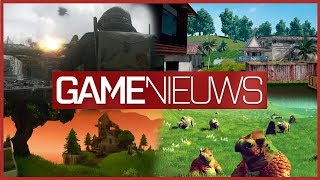 Fortnite update, Gratis games op PSN en XBL, WWII DLC en meer! #GameNieuws