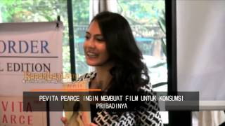 Pevita Pearce Ingin Rilis Buku Fashion