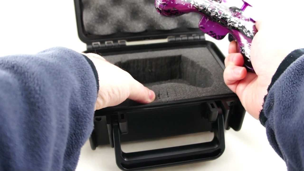 Modded Video Game Controller Carrying Case For XBOX Or PS3