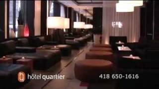Hotel Quartier visite virtuelle