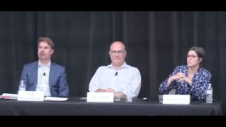 Workforce Plenary Panel with Erik Brynjolfsson, Roy Bahat, and Susan Athey