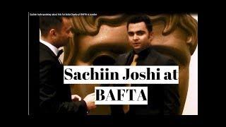 Sachiin Joshi Interview at BAFTA in London