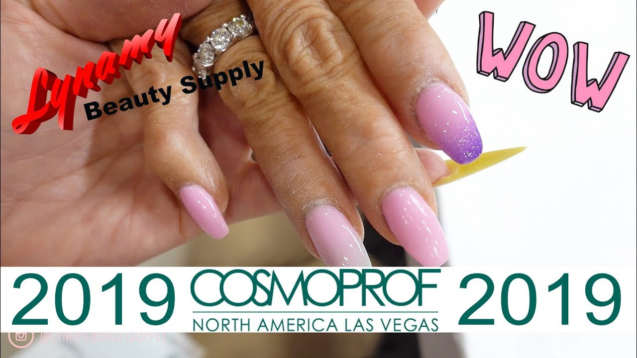 CosmoProf North America 2019 in Las Vegas --- Lynamy Beauty Supply
