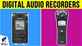 10 Best Digital Audio Recorders 2019