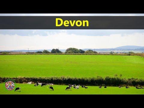 Best Tourist Attractions Places To Travel In UK-England | Devon Destination Spot