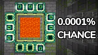 The Minecraft Speedrun that changed everything...
