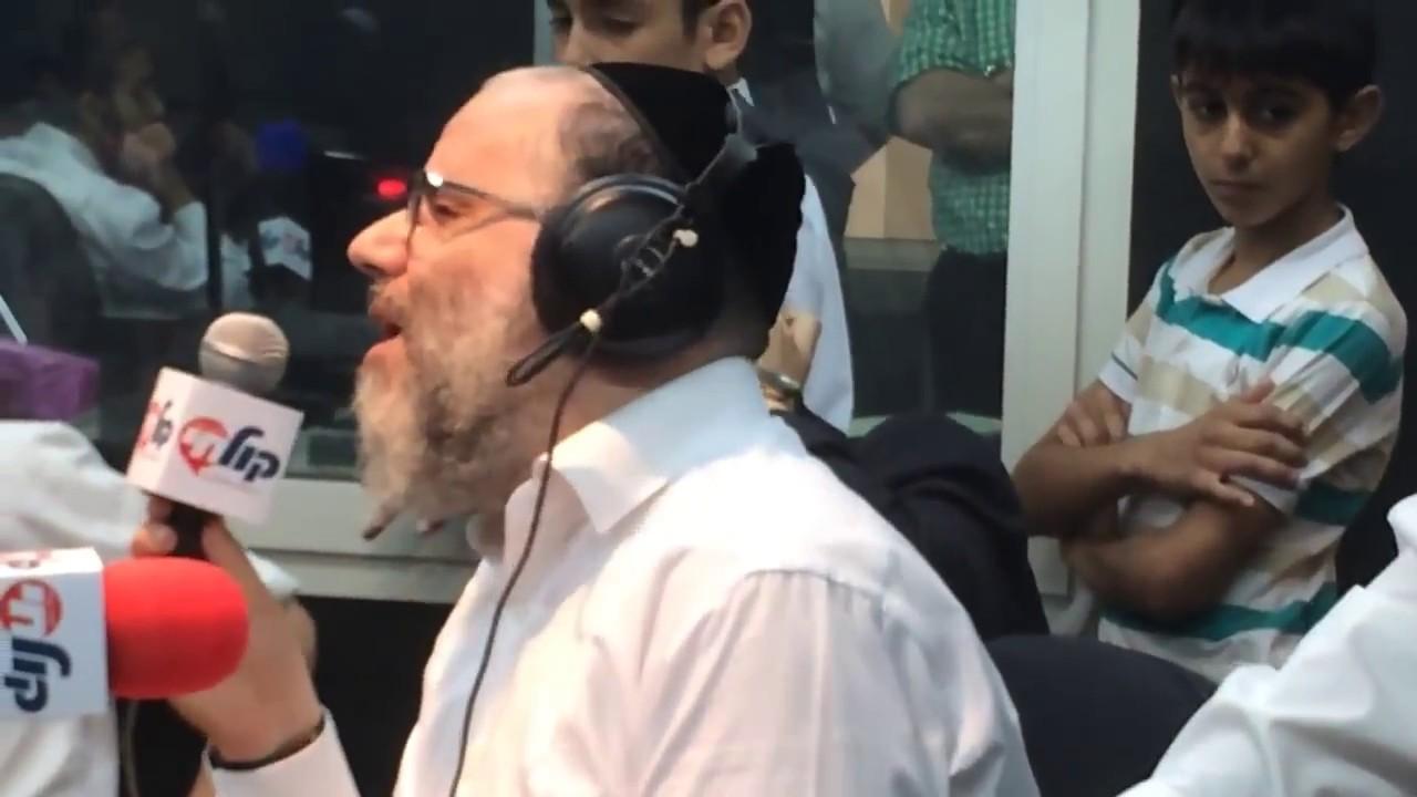 שלמה כהן מוסר חיזוק לחיילי צהל בתכנית טובים השניים ברדיו קול חי