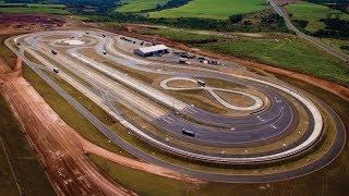 Mercedes-Benz inaugura Campo de Provas em Iracemápolis