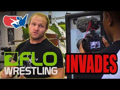 FloWrestling Invades Garage Strength!   DV126