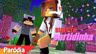Minecraft: PARÓDIA PARADINHA - ANITTA ft BIBI