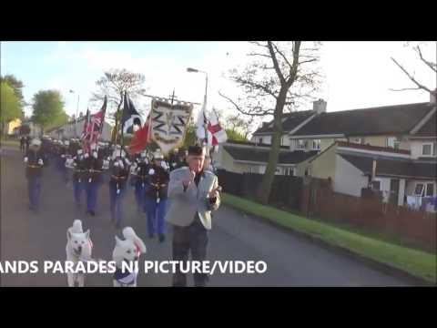 Red Hand Defendes Flute Band (8) @ Their Own Aunnal Parades 2017