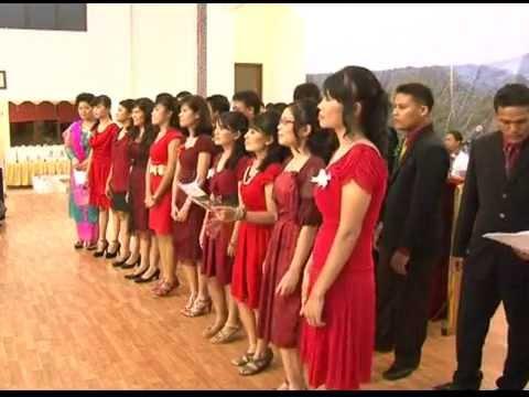 Perayaan Natal Bersama Anak Muara 2012: Koor Tole Endehon