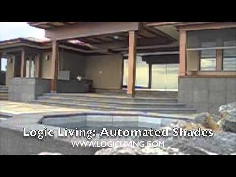 Logic Living: Automated Shades