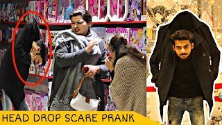 Head Drops Magic PRANK On Girls | Amanah Mall | Prank In Pakistan