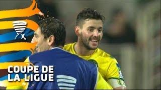 FC Nantes - OGC Nice (4-3) - 15/01/14 (1/4 de finale) - (FCN-OGCN) -Résumé