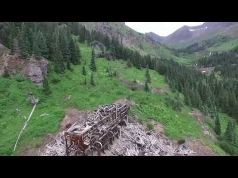 Atlas Mill & Mine Ouray, Colorado