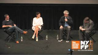NYFF Press Conference: The Skin I Live In