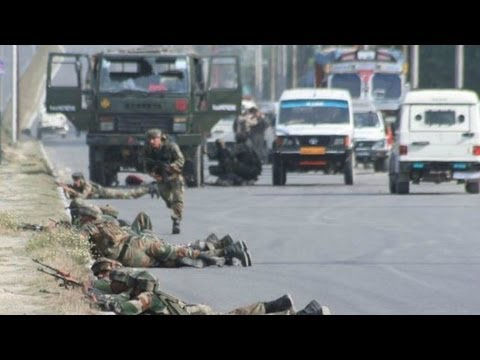 Militants kill eight soldiers in Indian Kashmir