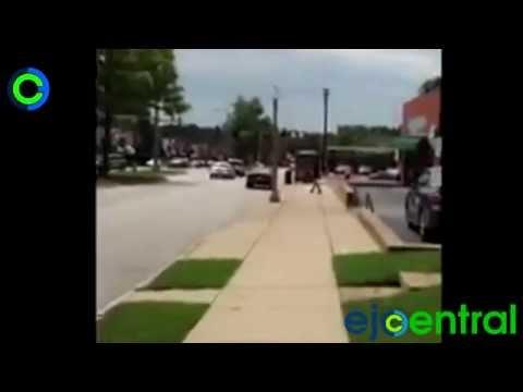 RAW St. Louis police kills Kajieme Powell near Ferguson