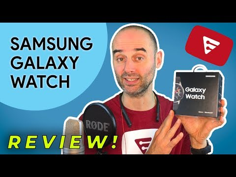 SAMSUNG GALAXY WATCH (2019) - Review en español