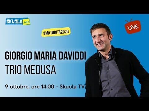 Maturità 2020: il Tototesame di Giorgio Maria Daviddi