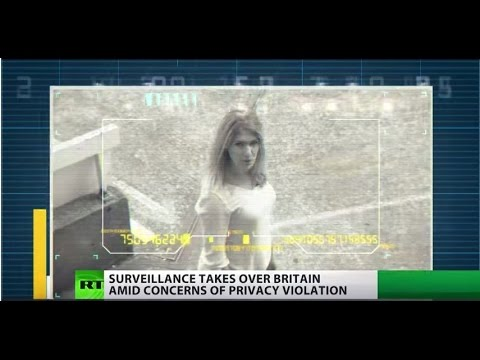 Are we living in an Orwellian spy state?