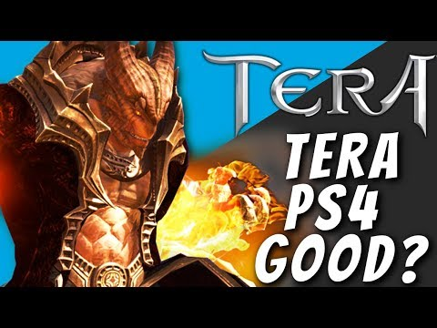 TERA PS4: Is the New Console Launch Any Good? (First Look/Overview)