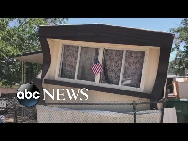 """California earthquake, Trump's """"Salute to America,"""" life support mix-up 