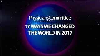 17 Ways We Changed the World in 2017