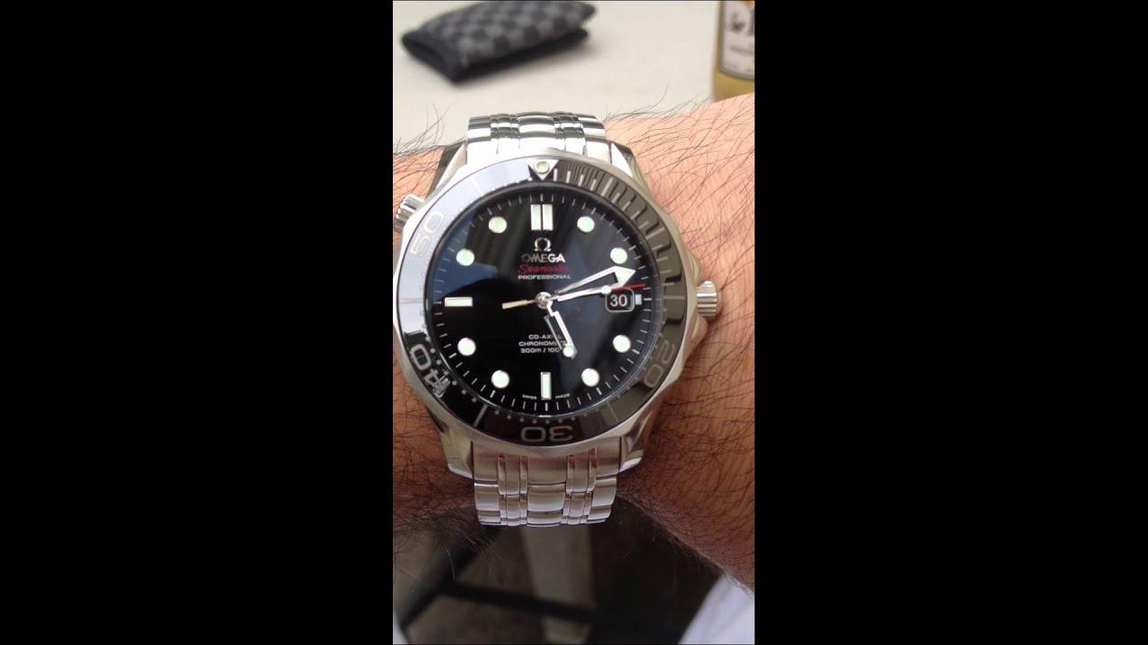 Omega seamaster planet ocean chronograph - 4 10