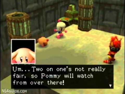 [Análise Retro Game] - Bomberman 64 - Nintendo 64 Hqdefault