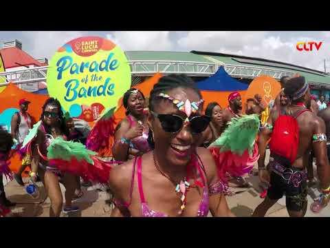 Saint Lucia Carnival 2018 - uncut