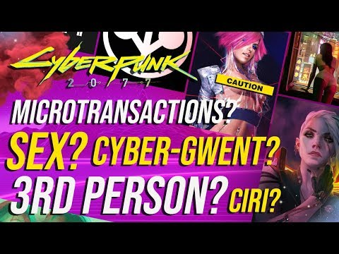 Cyberpunk 2077 - Frequently Asked Questions! (FAQ!)
