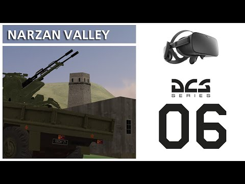 DCS: Black Shark. Deployment Campaign 06: Narzan Valley