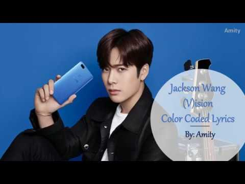 Jackson Wang - Vision Color Coded Lyrics [Chi|Pin|Eng]
