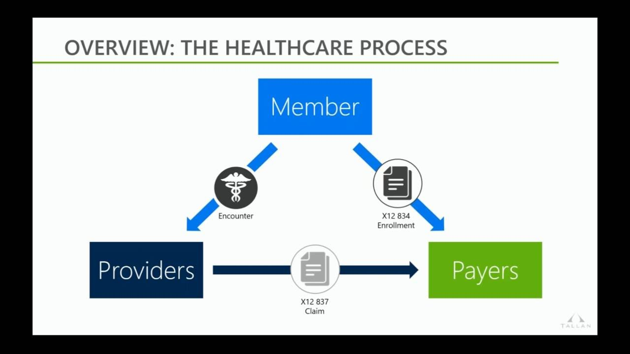 Healthcare Technology Consulting | EDI Managed Services