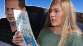 9 Things That Inevitably Happen On A Plane