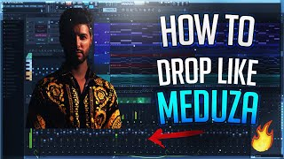 HOW TO NEW MEDUZA STYLE DEEP HOUSE IN 2020 | FL STUDIO