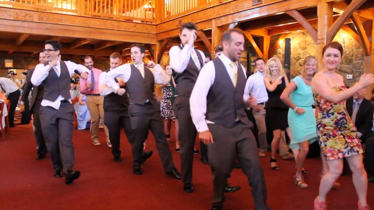 Wedding Flash Mob | Matt Megan Rack Wedding Flashmob Youtube