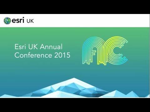 Erwin Rademaker Rotterdam port ESRI UK Annual Conference 2015