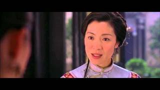 Episode 04 Crouching Tiger Hidden Dragon - Breaking down a scene visually