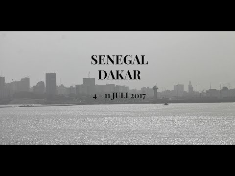 Senegal - Dakar 4 - 11 Juli 2017