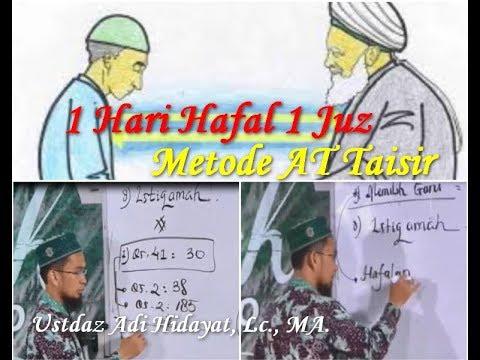 Quran At Taisir Ustadz Adi Hidayat 36