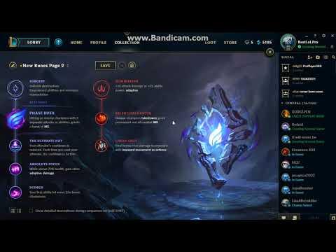 Bard rune s8 - YouTube